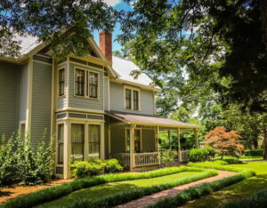 2-story-victorian-home-surrounded-by-greenery